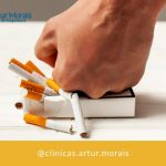 Deixar de fumar com a Acupuntura